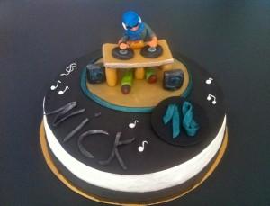 Torte-DJ